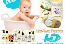 Baby Products / Products that are safe for the environment and most importantly safe for baby. :) / by HealthDesigns.com