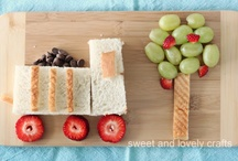 Fun with Food / by Taryn {Design, Dining + Diapers}