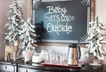 Christmas and Winter / by Taryn {Design, Dining + Diapers}