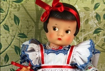 Dolls, Dolls, Dolls / I still love my dolls! / by true blue