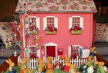 doll houses / by true blue