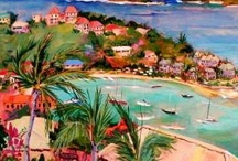 Virgin Islands / St. John ~ heaven on earth. / by true blue