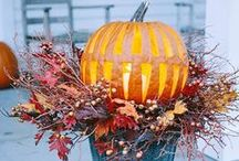 "Ѽ  ӇƛԼԼƠƜЄЄƝ & ƑƛԼԼ ƑƱƝ  Ѽ / This is my ""Fall Thing"" kind of board...Halloween & Thanksgiving fun, ideas and decorations.  ~Enjoy~  ""Autumn is a second spring where every leaf is a flower."" ~Albert Camus / by Kimber ☆ Ann"