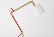 Table Lamps / by Viscomm Lessons