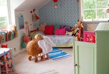 Space for Little Ones / by Carley Fruish