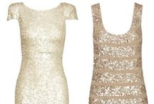 Gorgeous Gowns/Dressy Duds / by Maxine Wallis