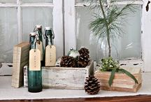Pretty pretty holiday ideas / by Jessy Eisenbraun