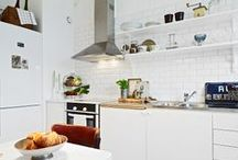 _home / kitchen / the heart of the home / by Martina Mejermo