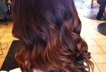 Hair ideas / by Kayce Bartell