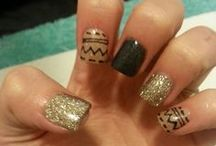 Nails / Let's get our nails did! / by Delaney Rae