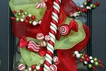 Christmas - Decor Ideas / by Kelly Worthington-Hardy