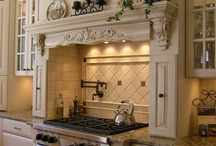 Dream Home - Kitchen Ideas / by Kelly Worthington-Hardy