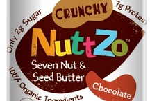 Let's Go Nuttzo! / Get to know our products! Here we will showcase our delicious Nut Butters so you can choose your favorites!  / by NuttZo