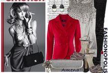 Style It Right!!!  / *FASHIONOPOLIS* Your One Stop Fashion-Style-Trend Destination!  http://fashion-opolis.blogspot.com/ / by Amena@Fashionopolis