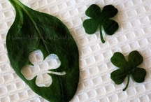 Luck o' the Irish - St. Patty's Day / It's easy being green. Celebrate St. Patrick's Day with these ideas! / by Produce for Kids