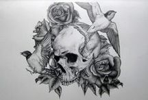 Tattoos/Piercings / Tattoos and piercings I like, want, and don't have the balls for! / by Delaney Rae