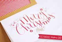 Christmas / by Natasha Escher