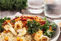 Quinoa Recipes / by VegaTeam