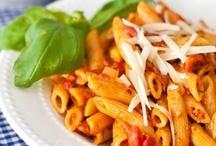 Recipes - Pasta / by Eva May