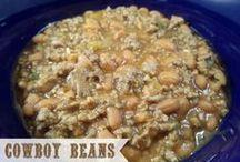 Beans / by Carol Essex-Whitt