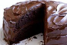 Recipes - Cakes, Pies & Tarts / by Eva May