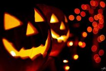 All Hallow's Eve. / i will live on the perfect trick-or-treating street. / by Jane Pilanski