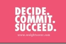 weight loss motivation / by Wendy Del Monte
