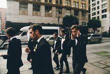{Those Dapper Gentlemen} / by Nicole Dominguez