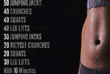 Abs and Core / by Marissa Andersen