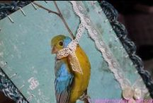 J'aime les oiseaux / by Mademoiselle Setsuko