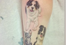 Tattoo's / by Pam's Dog Academy