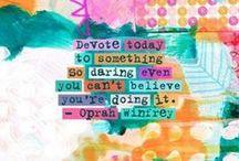 Quotes / by Beatriz Lozano