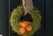 Fall decor / by Isabelle Lafleche