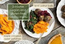 Meatless Menu: Thanksgiving / by Meatless Monday