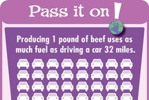 Earth Day / Go green with your fork and share the facts about meat production and the environment.  / by Meatless Monday