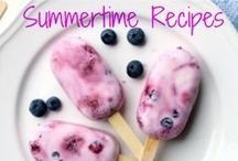Dr. Roni's Summertime Recipes / by Martha's Vineyard Diet Detox