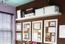 Home Office / by Ashley Meyer - Design Build Love