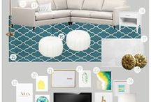 Living Room / by Ashley Meyer - Design Build Love