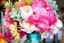 Flowers / by Ashley Meyer - Design Build Love