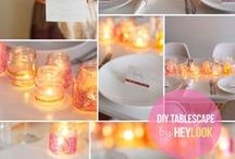 Party Ideas / by Ashley Meyer - Design Build Love