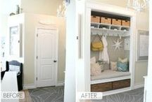 Closets / by Ashley Meyer - Design Build Love