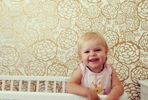 Baby Nursery & Kids' Room Décor Ideas / Beautiful & inspiring nurseries and kids' rooms - enjoy! / by ZipRealty
