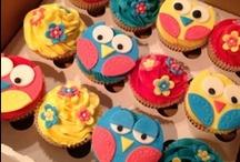 Cakes & Cupcakes / by Brandy White