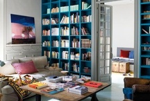 bella.biblioteca / favorite books. dream libraries.  / by Stacy Edwards