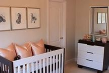 Baby Nurseries / by The Sexy Single Mommy
