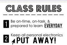 Classroom Ideas / by Abby Suhre