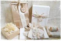 Gift Wrapping / by Lori Parker