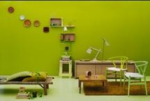Design: Interiors / by Jennifer Griffin
