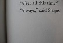 Harry Potter / by Luna Wright
