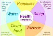 HEALTH n WELLNESS / by Michelle Malchak-Kohne